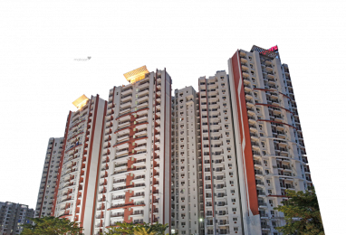 1405 sqft, 3 bhk Apartment in Landcraft Builders Golf Links Phase 2 NH 24 Highway, Ghaziabad at Rs. 36.5300 Lacs