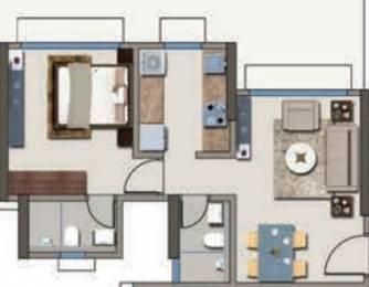559 sqft, 1 bhk Apartment in Kanakia Codename Future B Powai, Mumbai at Rs. 1.4000 Cr