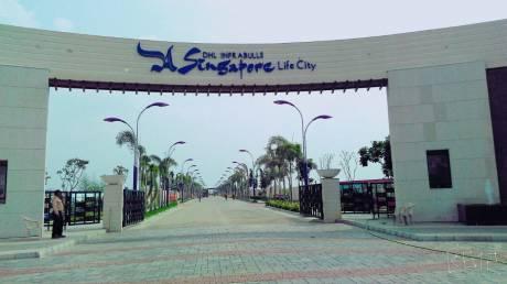 1100 sqft, 2 bhk Apartment in DHL Singapore Life City Gotal Pajri, Nagpur at Rs. 37.0000 Lacs