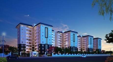 1421 sqft, 3 bhk Apartment in Concorde Spring Meadows Jalahalli, Bangalore at Rs. 64.0000 Lacs