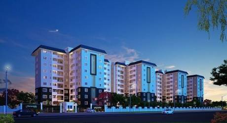 1198 sqft, 2 bhk Apartment in Concorde Spring Meadows Jalahalli, Bangalore at Rs. 57.0000 Lacs