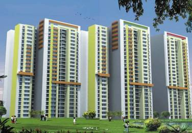 990 sqft, 2 bhk Apartment in 3C Lotus Zing Sector 168, Noida at Rs. 49.0000 Lacs