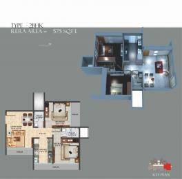 890 sqft, 2 bhk Apartment in A M Aim Residency 1 Jogeshwari East, Mumbai at Rs. 1.3800 Cr