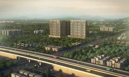 1055 sqft, 2 bhk Apartment in Space Balaji Symphony Wing I J And K Panvel, Mumbai at Rs. 84.7535 Lacs