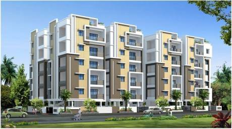 1219 sqft, 2 bhk Apartment in Builder infocity excellence Nallagandla Fly over, Hyderabad at Rs. 47.8005 Lacs