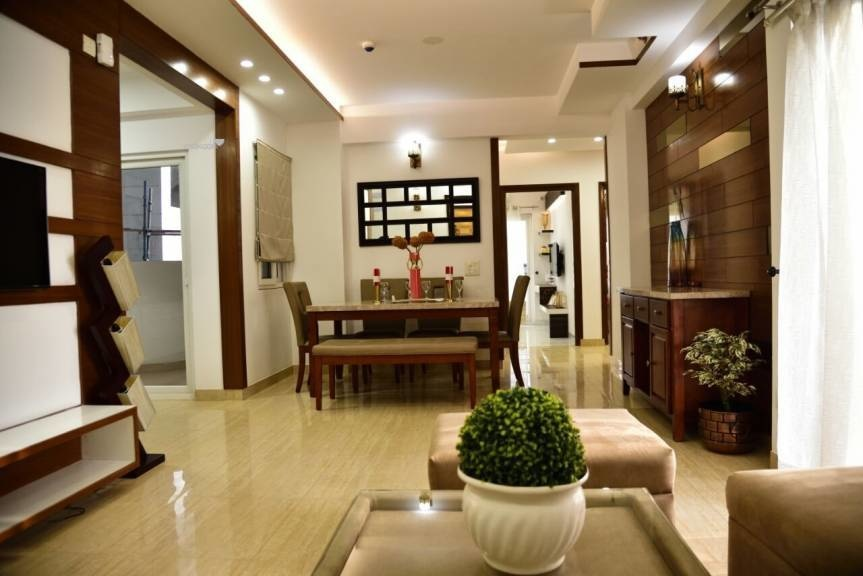 2505 Sqft 4 Bhk Apartment In Purvanchal Royal City Chi 5 Greater Noida At