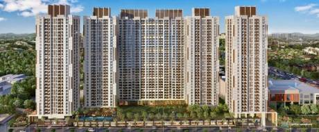 663 sqft, 2 bhk Apartment in MICL Aaradhya Highpark Project 1 Of Phase I Bhayandar East, Mumbai at Rs. 71.0000 Lacs