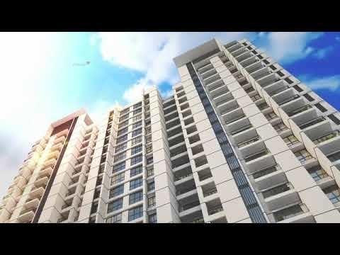 1298 sqft, 3 bhk Apartment in Godrej Golf Meadows Godrej City Panvel, Mumbai at Rs. 1.0500 Cr