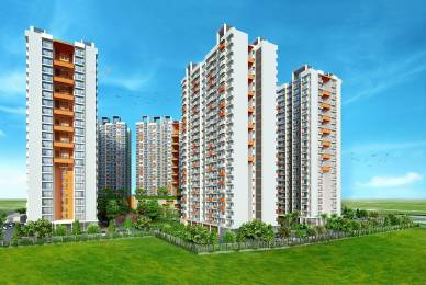 1120 sqft, 3 bhk Apartment in Shapoorji Pallonji Joyville Virar Phase 1 Virar, Mumbai at Rs. 71.3500 Lacs