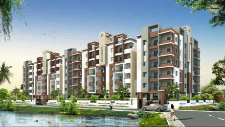 1673 sqft, 3 bhk Apartment in Builder Project Miyapur, Hyderabad at Rs. 66.9200 Lacs