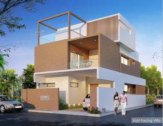 2031 sqft, 3 bhk Villa in Builder Project Kompally, Hyderabad at Rs. 76.1625 Lacs