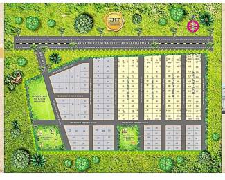 2043 sqft, Plot in Builder Mgb urbana Annamayya Circle, Nellore at Rs. 9.9750 Lacs