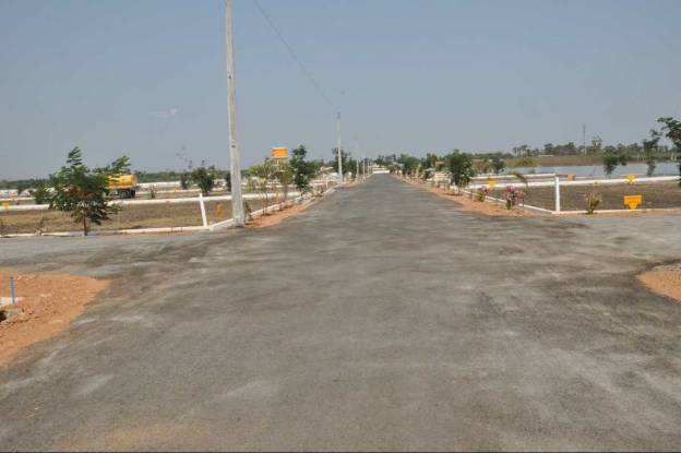 1647 sqft, Plot in Builder smart village Kanchikacherla, Vijayawada at Rs. 10.9800 Lacs