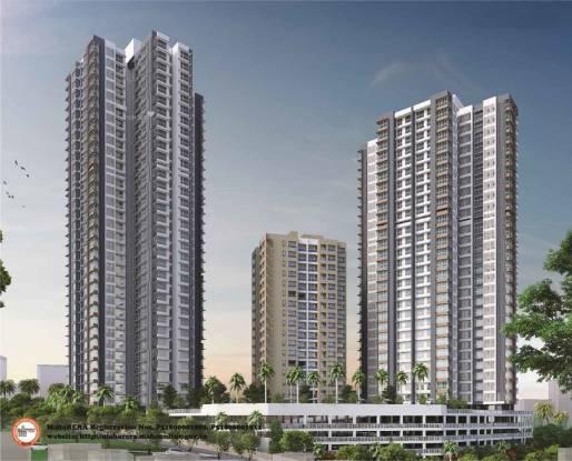 935 sqft, 2 bhk Apartment in Reliable Gulraj Trinity Goregaon West, Mumbai at Rs. 1.4000 Cr