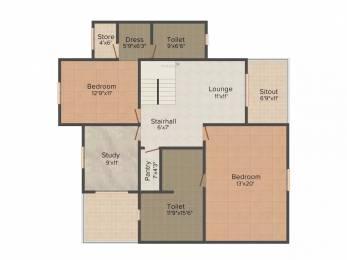 3000 sqft, 3 bhk Villa in Vipul Tatvam Villas Sector 48, Gurgaon at Rs. 75000