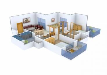 1635 sqft, 3 bhk Apartment in Bhagwati Bay Bliss Ulwe, Mumbai at Rs. 15000