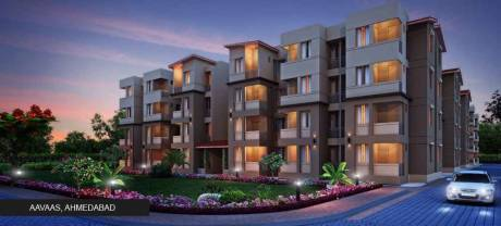 925 sqft, 2 bhk Apartment in Nebula Aavaas Changodar, Ahmedabad at Rs. 16.5000 Lacs