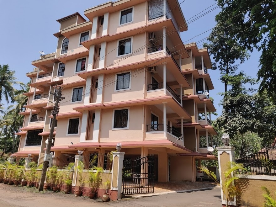 1141 Sqft 2 Bhk Apartment In Aditya Springfields Mapusa Goa At Rs 70 0000