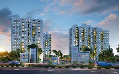 999 sqft, 2 bhk Apartment in TATA New Haven Ribbon Walk Moolacheri, Chennai at Rs. 47.0000 Lacs