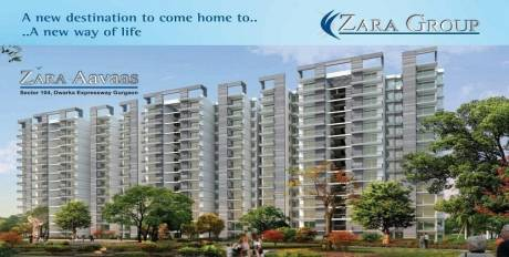 1000 sqft, 3 bhk Apartment in Perfect Zara Aavaas Sector 104, Gurgaon at Rs. 32.0000 Lacs