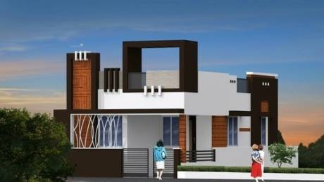 1200 sqft, 2 bhk Villa in Builder Project Thirumalashettyhally, Bangalore at Rs. 46.1334 Lacs