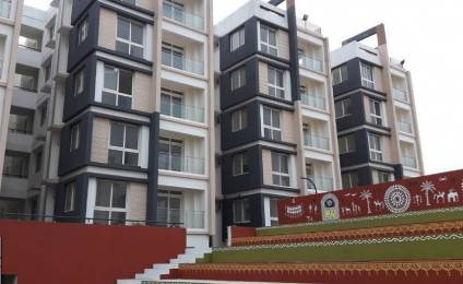 1400 sqft, 3 bhk Apartment in Trident Galaxy Kalinga Nagar, Bhubaneswar at Rs. 66.5000 Lacs