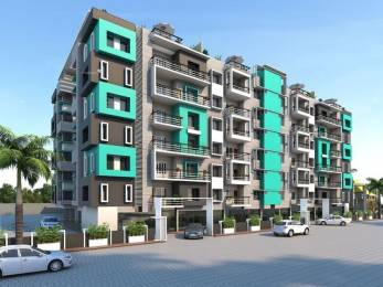 728 sqft, 2 bhk Apartment in Builder Rose Etornia Lucknow Varanasi Road, Lucknow at Rs. 13.9800 Lacs