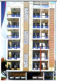 950 sqft, 2 bhk Apartment in Builder allure homes Greater Noida West, Greater Noida at Rs. 17.5000 Lacs