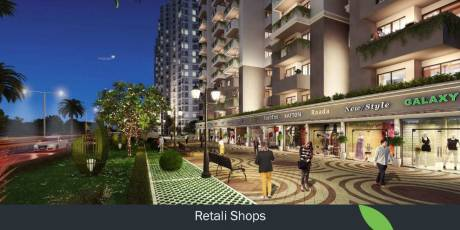 870 sqft, 2 bhk Apartment in Shri Radha Sky Park Sky Garden Phase 2 Sector 16B Noida Extension, Greater Noida at Rs. 30.8400 Lacs