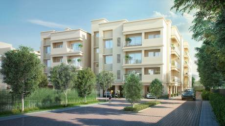 1400 sqft, 2 bhk Apartment in Sobha Elan Ganapathy, Coimbatore at Rs. 77.7000 Lacs