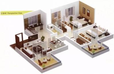 1050 sqft, 2 bhk Apartment in Sonigara Laurel Wakad, Pune at Rs. 63.0000 Lacs