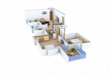 1227 sqft, 2 bhk Apartment in Apex Athena Tathawade, Pune at Rs. 63.0000 Lacs
