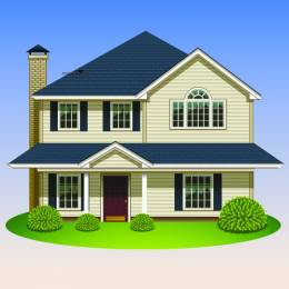 2250 sqft, 3 bhk IndependentHouse in Builder Project Sector 55, Faridabad at Rs. 1.0000 Cr