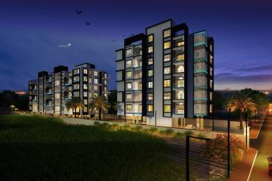 468 sqft, 1 bhk Apartment in Ideal Gayatri Mantra Chikhali, Pune at Rs. 26.0000 Lacs