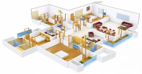 3650 sqft, 3 bhk Apartment in 3C Lotus 300 Sector 107, Noida at Rs. 2.4444 Cr