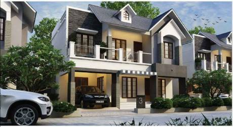 1557 sqft, 3 bhk Villa in Grand Cyber Valley Kalamassery, Kochi at Rs. 65.0000 Lacs