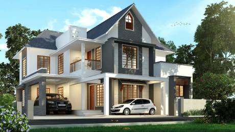 2426 sqft, 4 bhk Villa in Builder Grand Oak Ridge Vazhakkala, Kochi at Rs. 1.0000 Cr