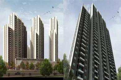 1735 sqft, 3 bhk Apartment in Incor One City Kukatpally, Hyderabad at Rs. 98.5307 Lacs