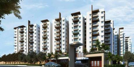 1335 sqft, 2 bhk Apartment in Ashoka Lake Side Manikonda, Hyderabad at Rs. 61.4100 Lacs