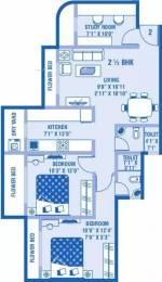 1185 sqft, 2 bhk Apartment in Kamanwala Manavsthal Malad West, Mumbai at Rs. 1.4000 Cr