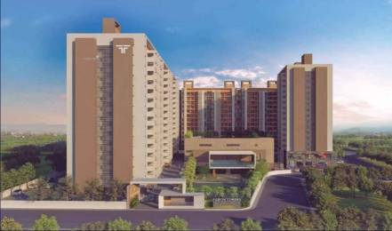 860 sqft, 2 bhk Apartment in Rama Fusion Towers Phase I Hinjewadi, Pune at Rs. 47.0000 Lacs