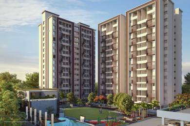 924 sqft, 2 bhk Apartment in Vision Indramegh Tathawade, Pune at Rs. 60.0000 Lacs