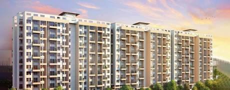 921 sqft, 2 bhk Apartment in Bhandari Vaastu Viva ABCD Wakad, Pune at Rs. 70.0000 Lacs