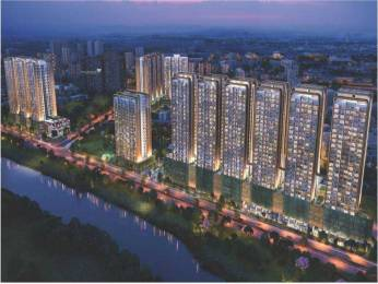 750 sqft, 1 bhk Apartment in Duville Riverdale Heights Kharadi, Pune at Rs. 55.5000 Lacs
