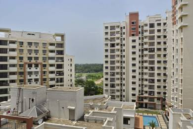 1553 sqft, 2 bhk Apartment in Hiland Willows New Town, Kolkata at Rs. 72.0000 Lacs