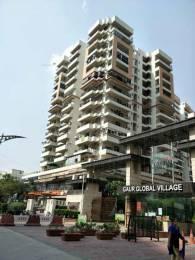 1050 sqft, 2 bhk Apartment in Gaursons Gaur Global Village Crossing Republik, Ghaziabad at Rs. 42.0000 Lacs