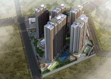 1208 sqft, 2 bhk Apartment in Incor One City Kukatpally, Hyderabad at Rs. 66.0000 Lacs