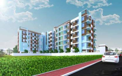 1450 sqft, 3 bhk Apartment in Builder Agrani Sapphire Anisabad, Patna at Rs. 39.1500 Lacs