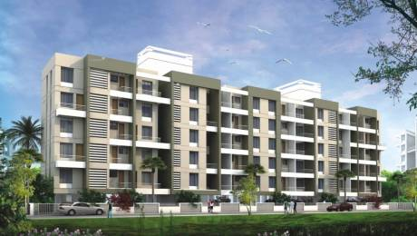 626 sqft, 1 bhk Apartment in Nisarg Meadows Wakad, Pune at Rs. 52.0000 Lacs
