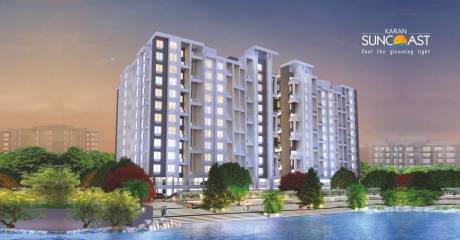 1380 sqft, 3 bhk Apartment in Karan Suncoast Bavdhan, Pune at Rs. 82.8000 Lacs
